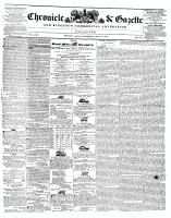 Chronicle & Gazette, 18 May 1842