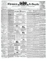 Chronicle & Gazette, 28 May 1842