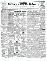 Chronicle & Gazette (Kingston, ON1835), May 28, 1842