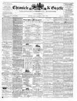 Chronicle & Gazette (Kingston, ON1835), June 15, 1842