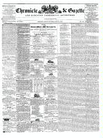 Chronicle & Gazette, 25 June 1842