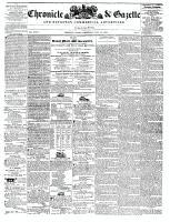 Chronicle & Gazette (Kingston, ON1835), July 13, 1842