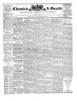 Chronicle & Gazette, 18 February 1843