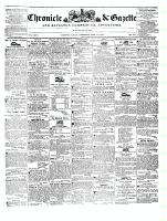 Chronicle & Gazette (Kingston, ON1835), June 15, 1843