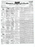 Chronicle & Gazette (Kingston, ON1835), August 30, 1843