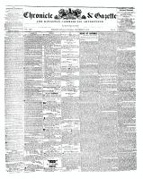 Chronicle & Gazette, 2 December 1843