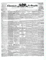 Chronicle & Gazette, 30 December 1843