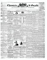 Chronicle & Gazette (Kingston, ON1835), February 14, 1844