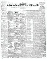 Chronicle & Gazette, 23 March 1844