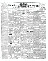 Chronicle & Gazette, 18 May 1844