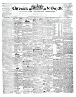 Chronicle & Gazette, 22 May 1844