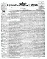 Chronicle & Gazette, 12 June 1844