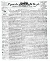 Chronicle & Gazette (Kingston, ON1835), June 15, 1844
