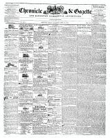 Chronicle & Gazette, 19 June 1844