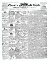 Chronicle & Gazette, 22 June 1844