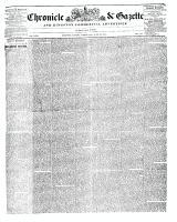 Chronicle & Gazette (Kingston, ON1835), June 26, 1844