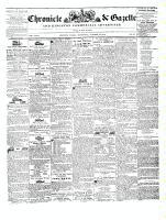 Chronicle & Gazette (Kingston, ON1835), October 16, 1844
