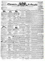 Chronicle & Gazette, 20 November 1844
