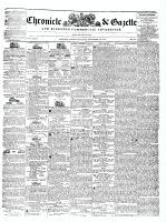 Chronicle & Gazette (Kingston, ON1835), November 23, 1844