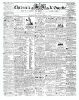 Chronicle & Gazette (Kingston, ON1835), February 15, 1845