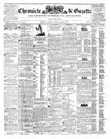 Chronicle & Gazette, 15 March 1845