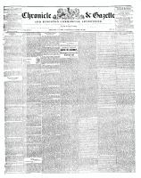 Chronicle & Gazette, 19 March 1845