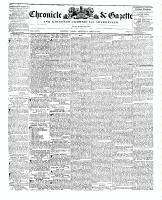 Chronicle & Gazette, 2 April 1845