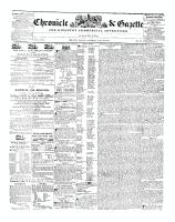 Chronicle & Gazette, 10 May 1845
