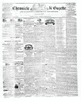 Chronicle & Gazette (Kingston, ON1835), October 25, 1845