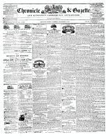 Chronicle & Gazette (Kingston, ON1835), November 1, 1845