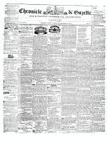 Chronicle & Gazette, 10 December 1845