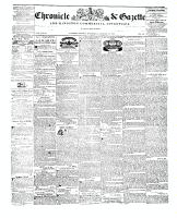 Chronicle & Gazette, 21 January 1846