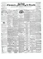 Chronicle & Gazette, 21 March 1846