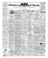 Chronicle & Gazette (Kingston, ON1835), August 1, 1846