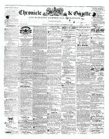 Chronicle & Gazette (Kingston, ON1835), September 12, 1846