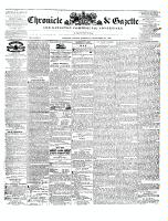 Chronicle & Gazette, 30 September 1846