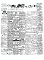 Chronicle & Gazette, 4 November 1846