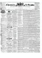 Chronicle & Gazette (Kingston, ON1835), November 14, 1846