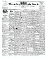 Chronicle & Gazette, 18 November 1846