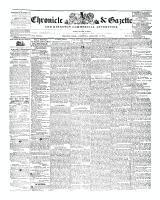 Chronicle & Gazette, 16 December 1846