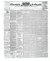 Chronicle & Gazette (Kingston, ON1835), December 26, 1846