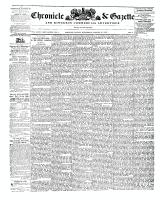 Chronicle & Gazette (Kingston, ON1835), January 27, 1847
