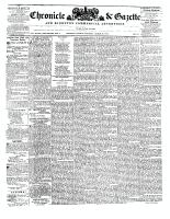 Chronicle & Gazette (Kingston, ON1835), March 27, 1847