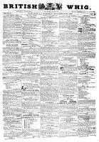 British Whig, 30 December 1834
