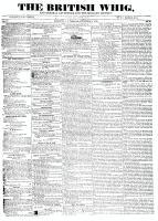 British Whig, 3 November 1835