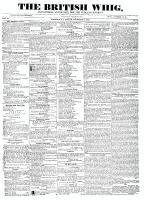 British Whig (Kingston, ON1834), November 6, 1835