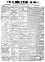 British Whig (Kingston, ON1834), December 18, 1835
