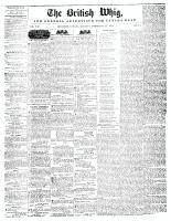 British Whig, 13 February 1844