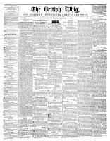 British Whig, 16 February 1844
