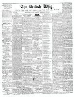 British Whig (Kingston, ON1834), February 20, 1844